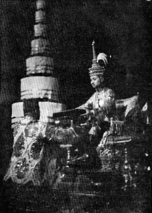 King Prajadhipok signing the Permanent Constitution of Siam on 10 December 1932